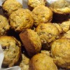 Banana Chocolate Chip Muffins Featuring Total Cereal + Omega 3's!