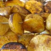 Chipotle marinated grilled potatoes - 5 Weight Watchers SP