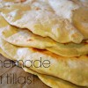 Homemade Flour Tortillas! - Muy Beuno cookbook review