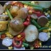 Vegetarian sausage skillet +  Giveaway!!!