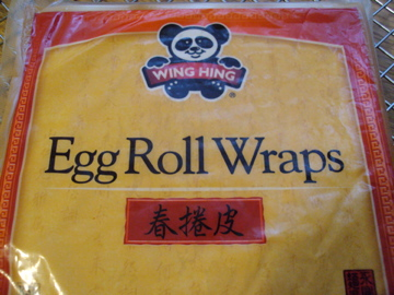 Egg roll wraps
