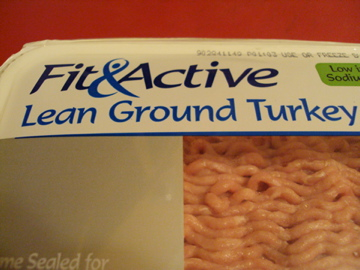 Fit and Active Lean Ground Turkey