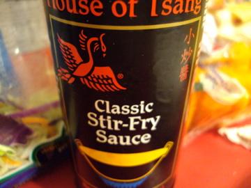 Classic stir fry sauce