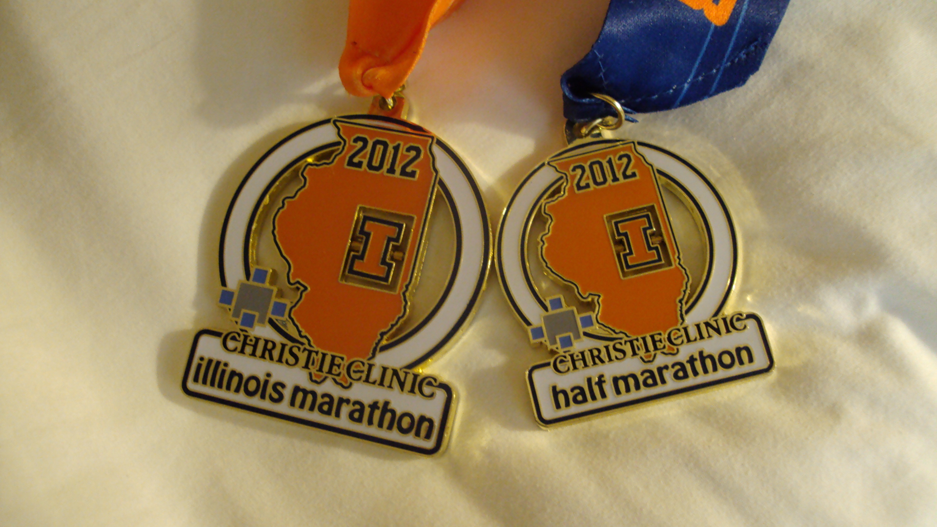 Our medals!!!!