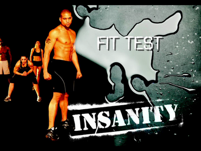 Insanity-Fit-Test