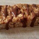 PB2 granola bar