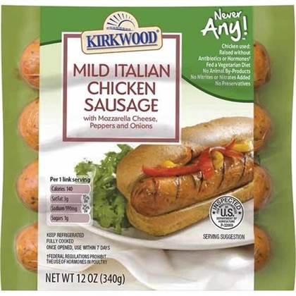kirkwood chicken sausage