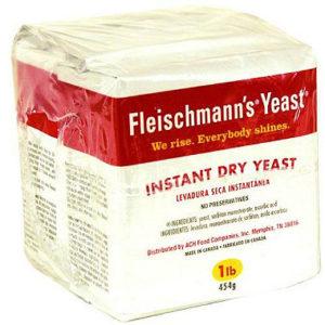 fleishman's yeast